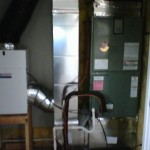 HEPA system installed